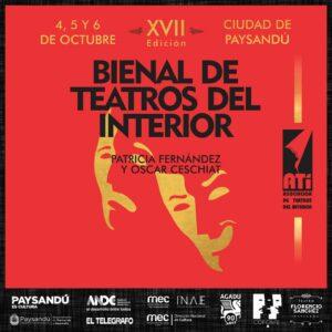 Décima Séptima Bienal de Teatros del Interior