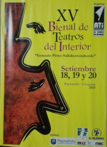 Decimoquinta Bienal de Teatros del Interior