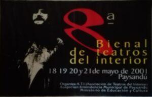 Octava Bienal de Teatros del Interior