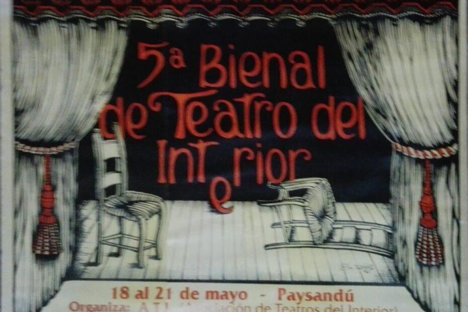 Quinta Bienal de Teatro del Interior