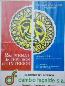 Segunda Bienal de Teatros del Interior
