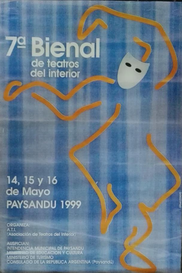 Séptima Bienal de Teatros del Interior