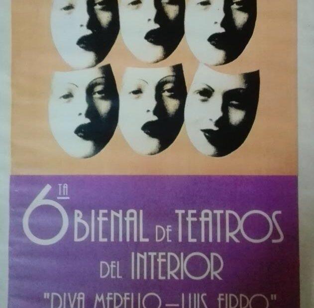 Sexta Bienal de Teatros del Interior