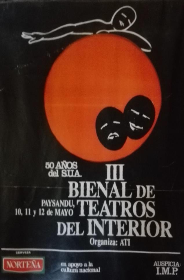 Tercera Bienal de Teatros del Interior